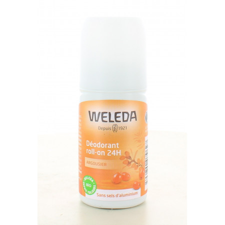 Weleda Déodorant Roll-on 24h Argousier 50ml