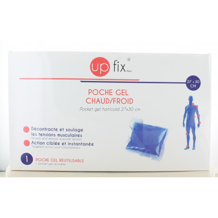 Up Fix Poche Gel Chaud/Froid 27X30cm