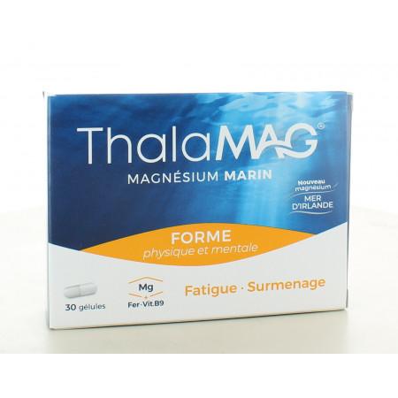 Thalamag Magnésium Marin Forme 30 gélules