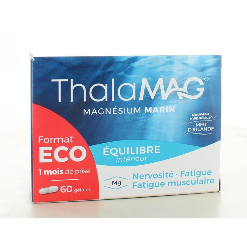 Thalamag Magnésium Marin Équilibre 60 gélules