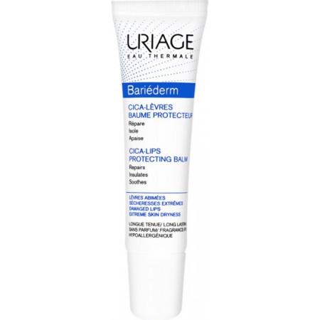 Uriage Bariéderm Cica-Lèvres Baume Réparateur 15ml