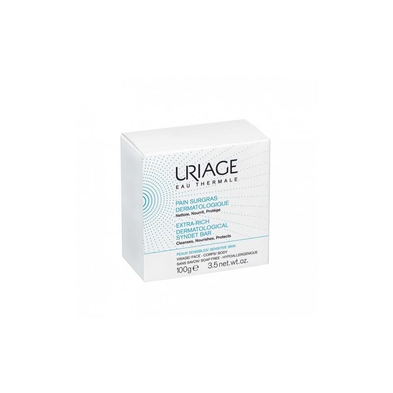 Uriage Pain Surgras Dermatologique 100g