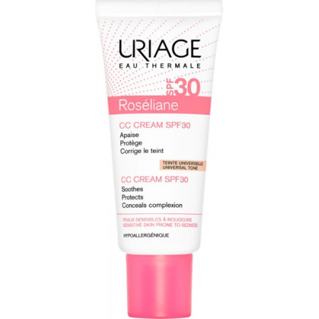 Uriage Roséliane CC Cream SPF30 40ml