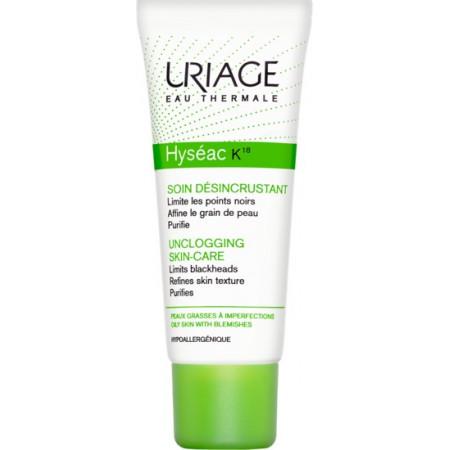 Uriage Hyséac K18 Soin Désincrustant 40ml