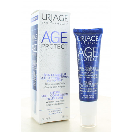 Uriage Age Protect Soin Combleur Multi-corrections 30ml