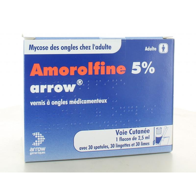 Amorolfine 5% Arrow (X30)
