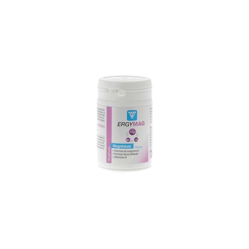 Nutergia ErgyMag Magnésium 90 gélules