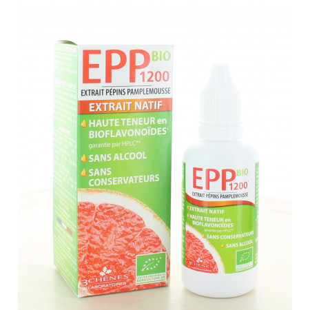 3 Chênes EPP Bio 1200 50ml