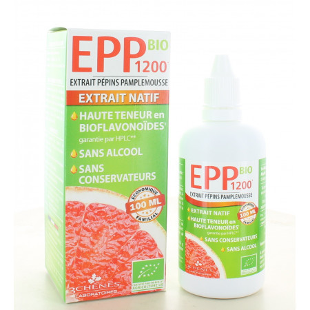 3 Chênes EPP Bio 1200 100ml