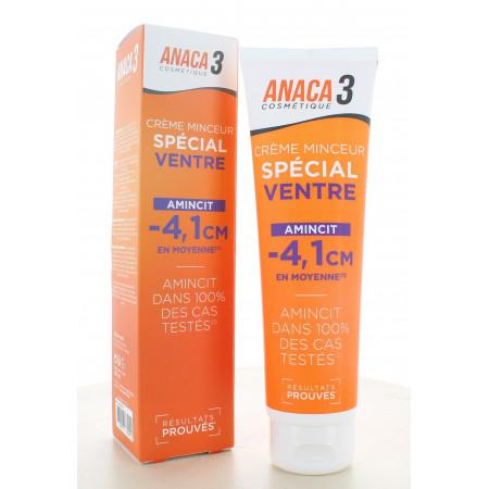 Anaca3 Crème Minceur Spécial Ventre 150ml