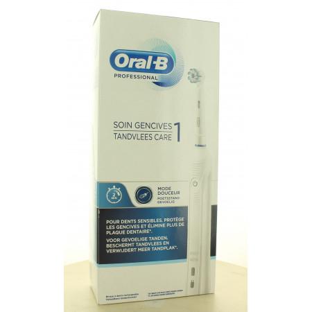 Oral-B Brosse à Dents Électrique Soin Gencives 1