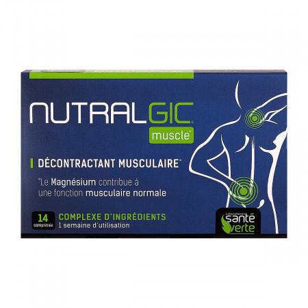 Santé Verte Nutralgic Muscle 14 comprimés