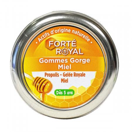Forté Pharma Gommes Gorge Miel 45g