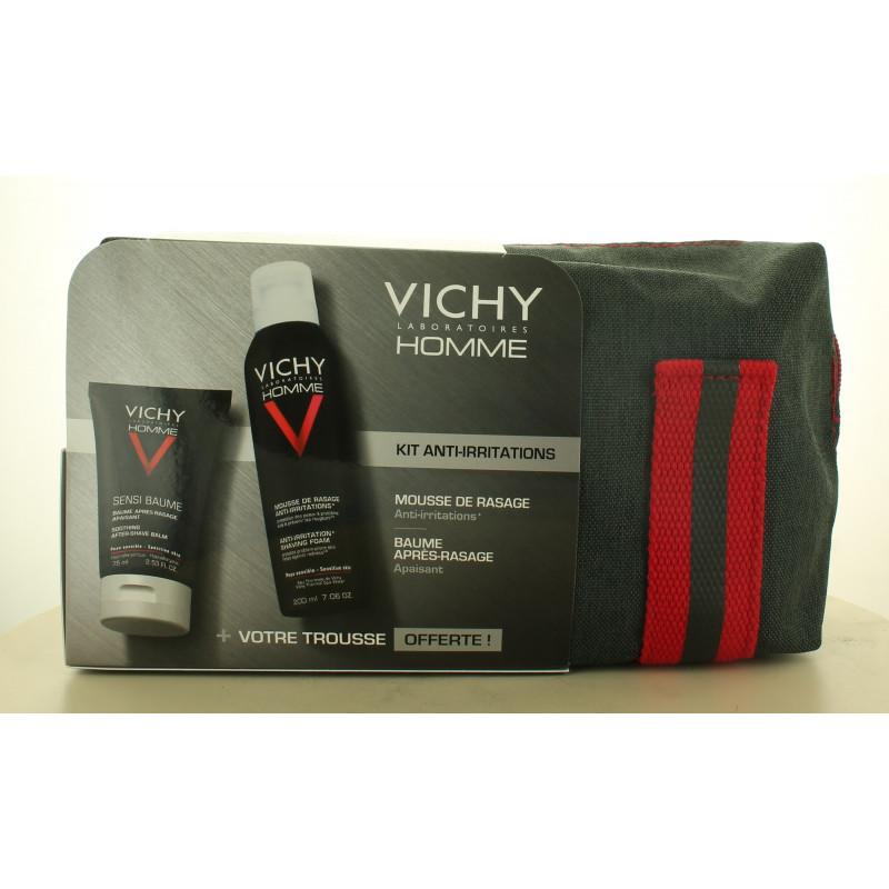 Vichy Homme Kit Anti-irritations
