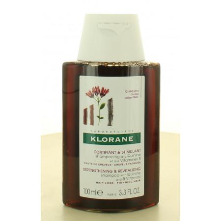 Klorane Shampooing à la Quinine 100ml