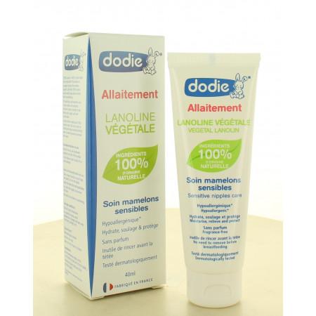 Dodie Allaitement Lanoline Végétale 40ml