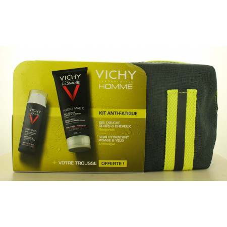 Vichy Homme Kit Anti-fatigue