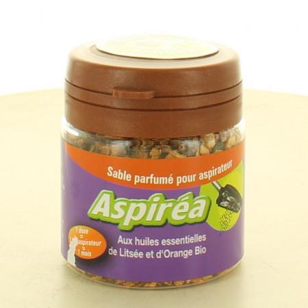 Aspiréa Sable Parfumé au Litsée et à l'Orange Bio 60g