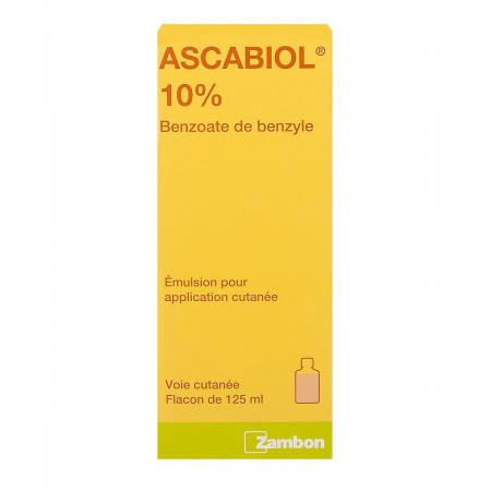 Ascabiol 10% Émulsion 125ml