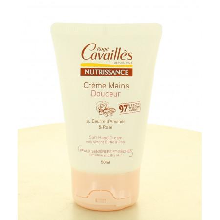 Rogé Cavaillès Nutrissance Crème Mains Douceur 50ml
