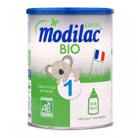 Modilac 1 Expert Bio 0 à 6 mois 800g