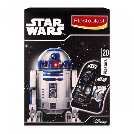 Elastoplast Pansements Enfants Star Wars X20