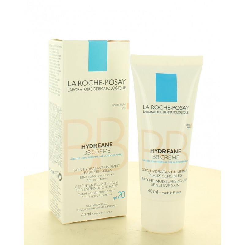 La Roche-Posay Hydreane BB Crème SPF20 Teinte Light 40ml
