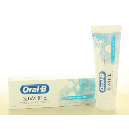 Oral-B 3D White Protection Émail 75ml