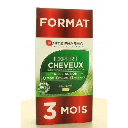 Forté Pharma Expert Cheveux 84 comprimés