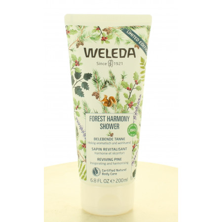 Weleda Forest Harmony Gel Douche 200ml