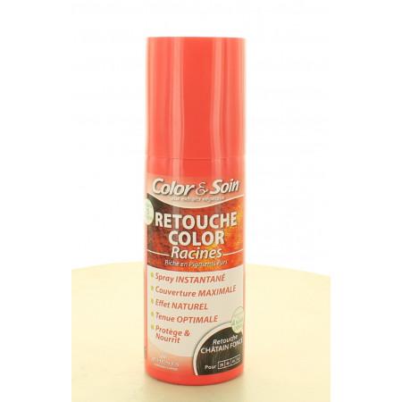 Color&Soin Retouche Color Racines Châtain Foncé 75ml