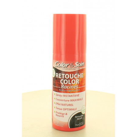 Color&Soin Retouche Color Racines Noir 75ml