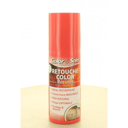 Color&Soin Retouche Color Racines Blond Clair 75ml
