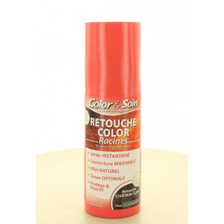 Color&Soin Retouche Color Racines Châtain Clair 75ml