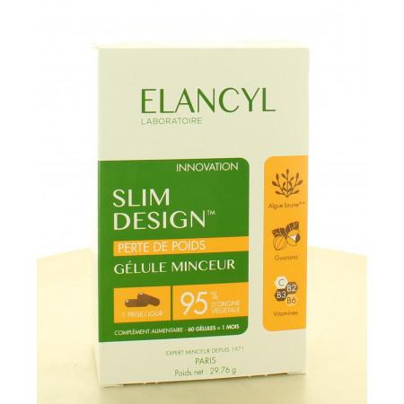 Elancyl Slim Design Perte de Poids 60 gélules