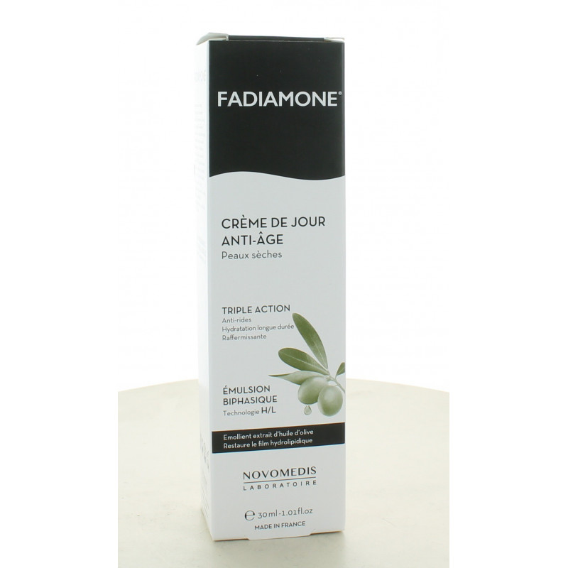 Fadiamone Crème de Jour Anti-âge 30ml