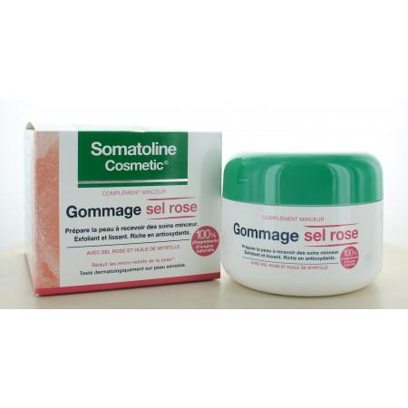Somatoline Cosmetic Gommage Sel Rose 350g