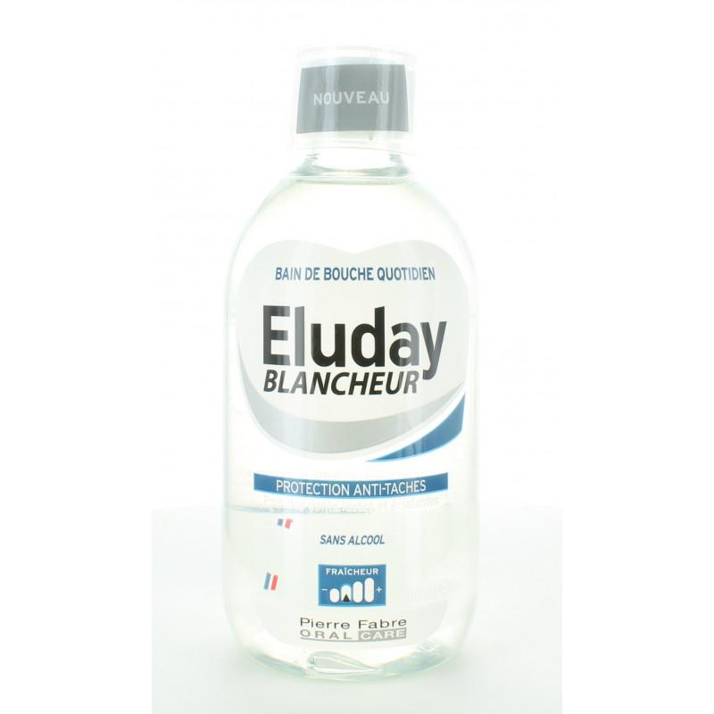 Eluday Blancheur Bain de bouche 500ml