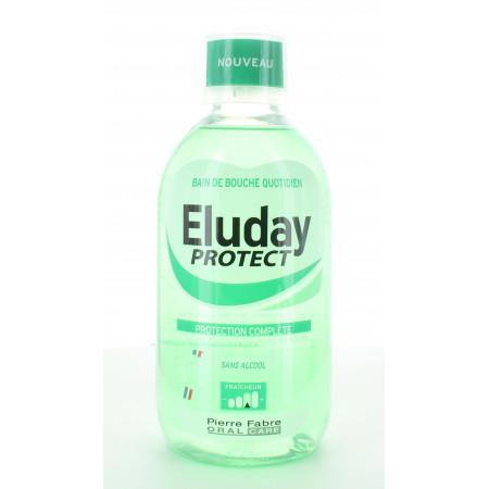 Eluday Protect Bain de bouche 500ml