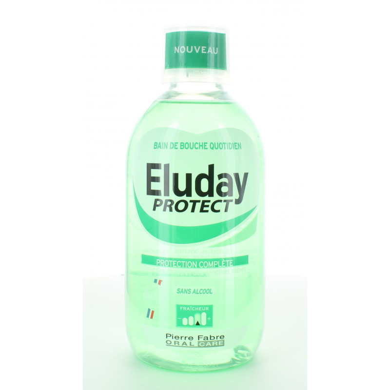Eluday Protect Bain de bouche 500ml