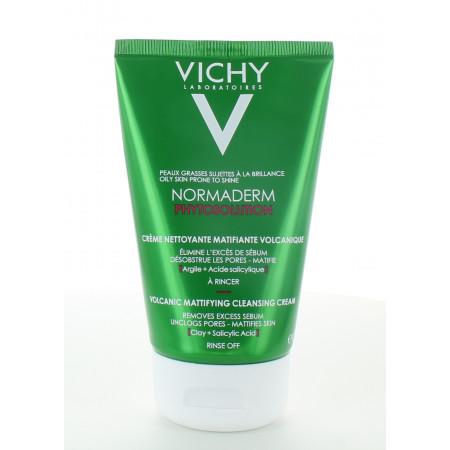 Vichy Normaderm Phytosolution Crème Nettoyante 125ml