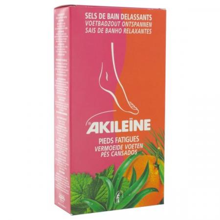 Akileïne Sels de Bain Délassants 150g X2