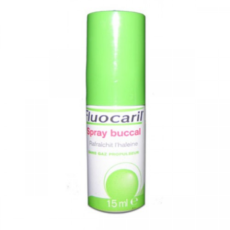 Spray Buccal Fluocaril 15 ml