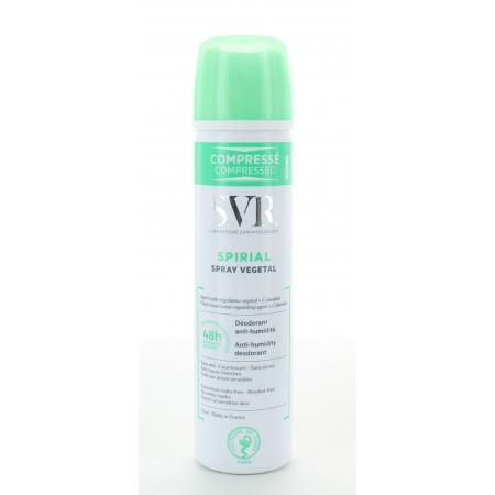 SVR Spirial Spray Végétal Déodorant 75ml