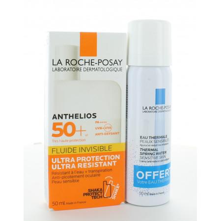 La Roche-Posay Anthelios Fluide Invisible SPF50+ 50ml