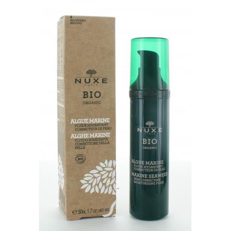Nuxe Bio Fluide Hydratant Correcteur de Peau 50ml