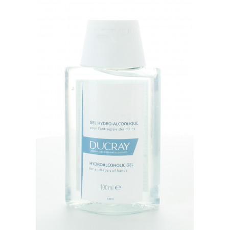 Ducray Gel Hydroalcoolique 100ml