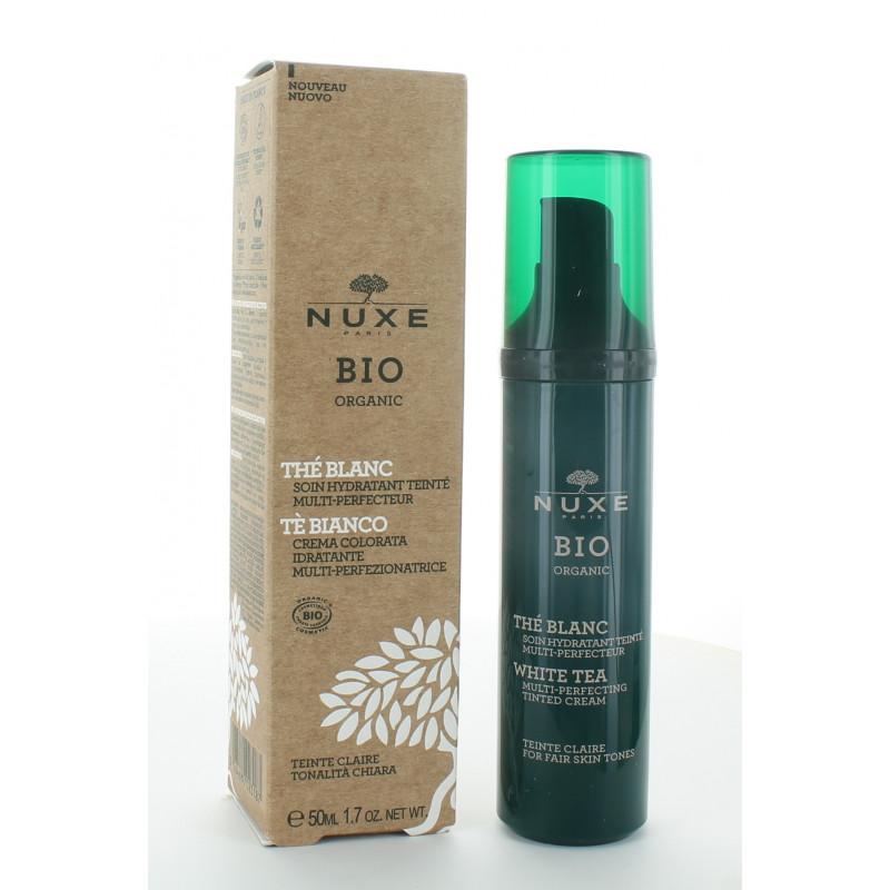 Nuxe Bio Soin Hydratant Teinte Claire 50ml