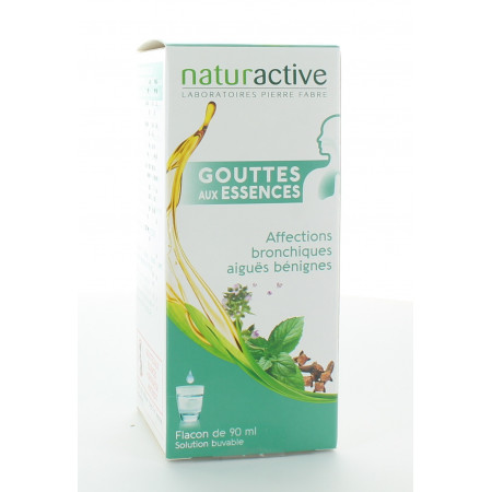 Naturactive Gouttes aux Essences 90ml