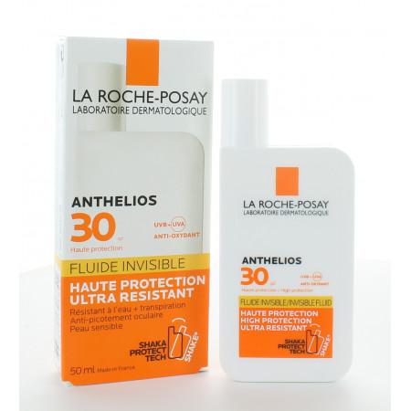 La Roche-Posay Anthelios Fluide Invisible SPF30 50ml